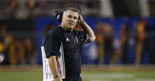 Arizona State fires football coach Graham after 6 seasons