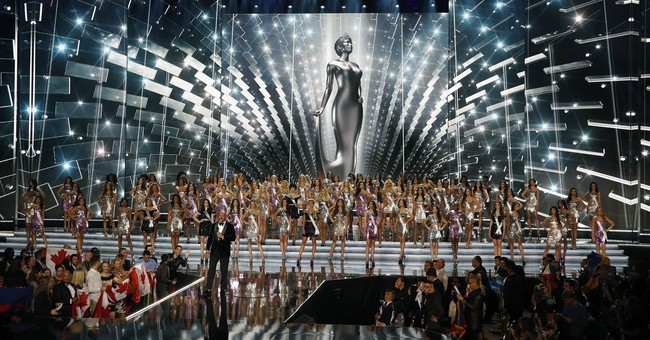 The Latest: Contestant from South Africa wins Miss Universe
