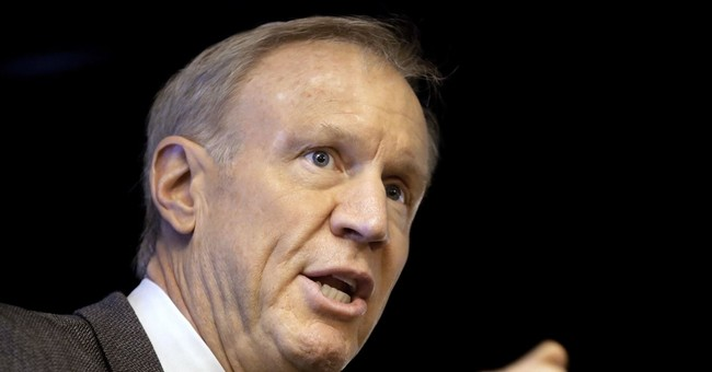 Illinois' GOP governor faces challenge from right in 2018