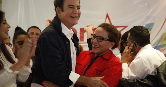 Challenger holds surprise lead in Honduras presidential vote