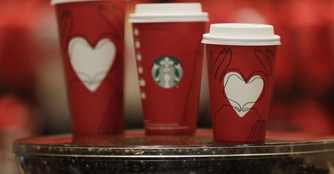 Starbucks releases another holiday cup. This time, it's red.