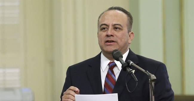 California lawmaker resigns following misconduct allegations