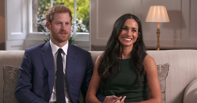 The Latest: Harry, Markle to wed in May at Windsor Castle