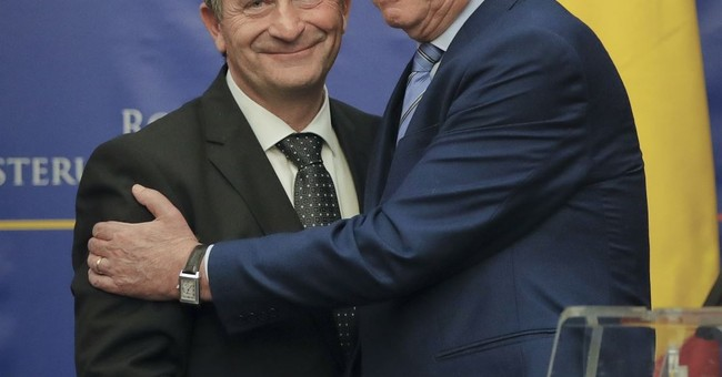 Slovenia supports Romania joining Schengen, trade group