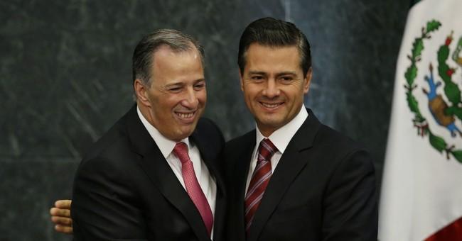 Mexico Treasury Secretary announces presidential bid