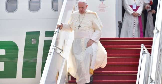 The Latest: Rights groups, Rohingya disappointed in pope