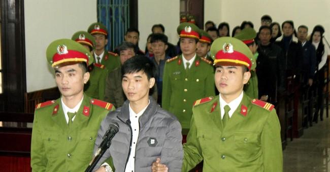Vietnam sentences activist to 7 years in prison