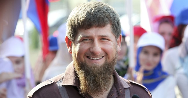 Chechnya's leader says he's ready to resign