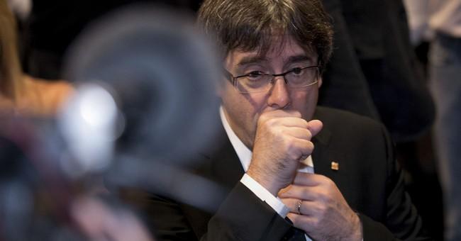 Poll: 24 percent of Catalans want secession bid to continue