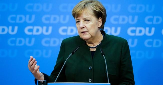 Merkel: Stability for Germany main goal in coalition talks