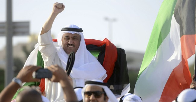 Released in April, Kuwait opposition figure gets 9-year term