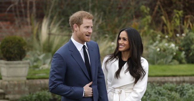 The Latest: Obama congratulates Prince Harry, Meghan Markle