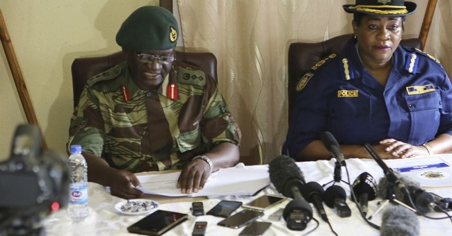 The Latest: Zimbabwe's ex-finance minister denied bail