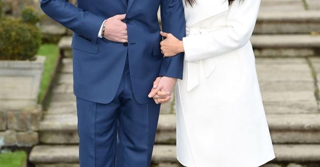 The Latest: Obama congratulates Prince Harry, Meghan Markle