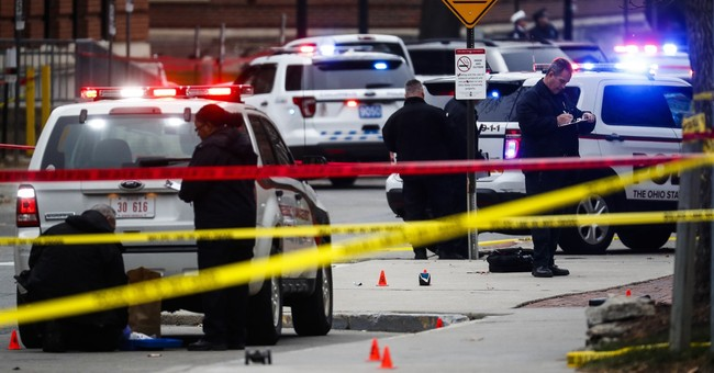 Officer who stopped Ohio State attacker credits training