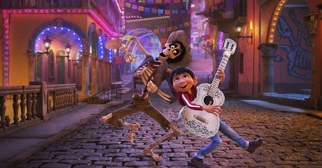 Box office top 20: 'Coco' displaces 'Justice League'