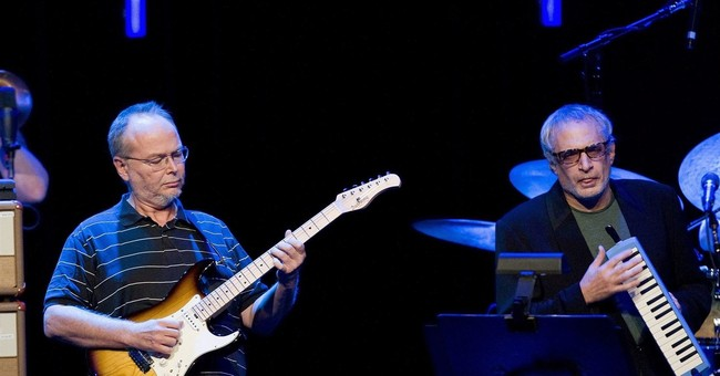 Fagen sues late Steely Dan partner over band's name, music