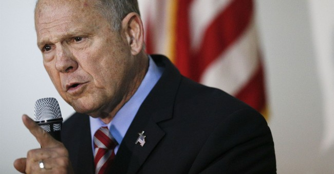 After accusations, Moore's Senate bid focuses on abortion
