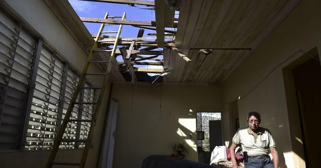 AP EXCLUSIVE: A contractor fails to deliver Puerto Rico aid