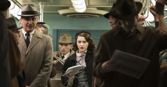 'Marvelous Mrs. Maisel' portrays a marvelously funny woman