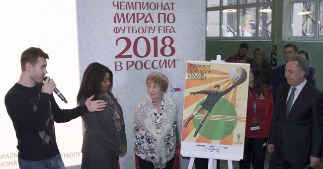 Column: Russia yet to regain trust of sport before World Cup