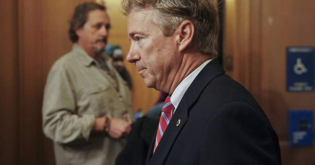 Sen. Paul says man who tackled him spoke to him after attack