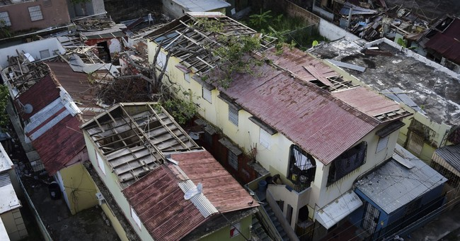 AP EXCLUSIVE: A contractor fails to deliver Puerto Rico aid