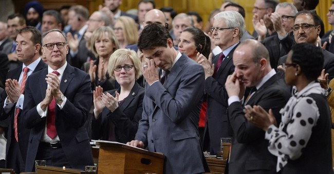 Canada PM apologizes for oppression of LGBTQ communities