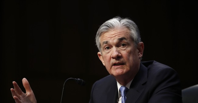 The Latest: Fed chair nominee Powell's confirmation hearing