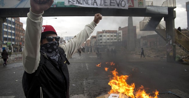 Bolivia's top court gives president green light to run again