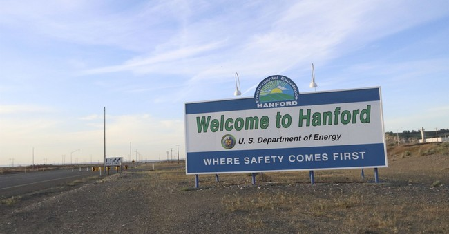 Nuclear sludge at Washington state site put in safer storage
