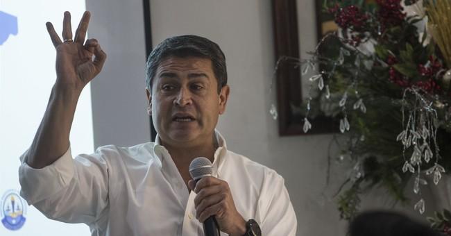 The Latest: Honduras president gains edge in latest returns