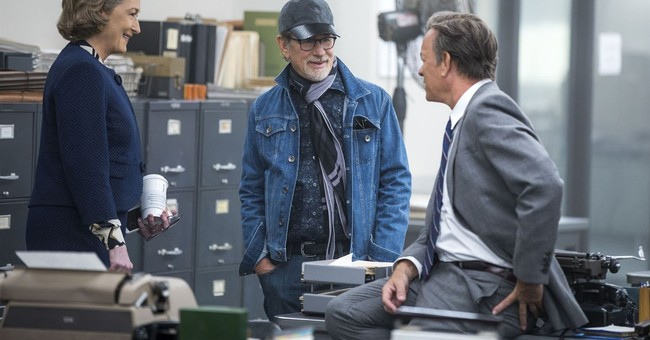 Spielberg's 'The Post' crowned year's best by NBR Awards