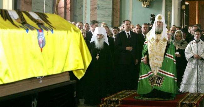 Russian probe asks if czar's 1918 killing was ritual murder