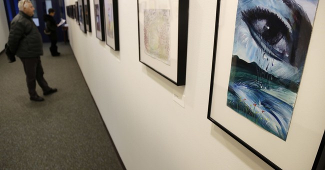 Exhibit of art by Guantanamo terror suspects sparks outrage
