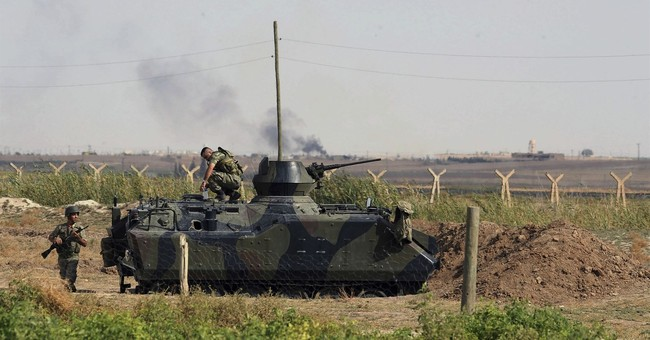 Thousands of foreign troops in Syria _ but will they leave?