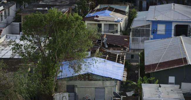 AP EXCLUSIVE: Big contracts, no storm tarps for Puerto Rico