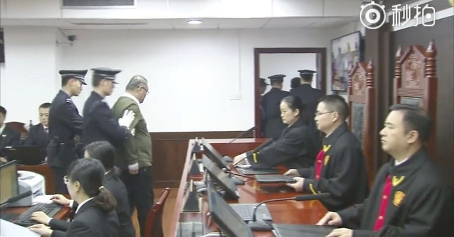 China sentences Taiwan activist to 5 years for subversion
