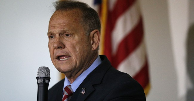 Trump Won't Campaign With Roy Moore, White House Official Tells AP