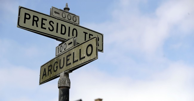 Rich San Francisco homeowners get sold-off street back