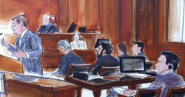 Turkish businessman describes $50M  bribe at sanctions trial