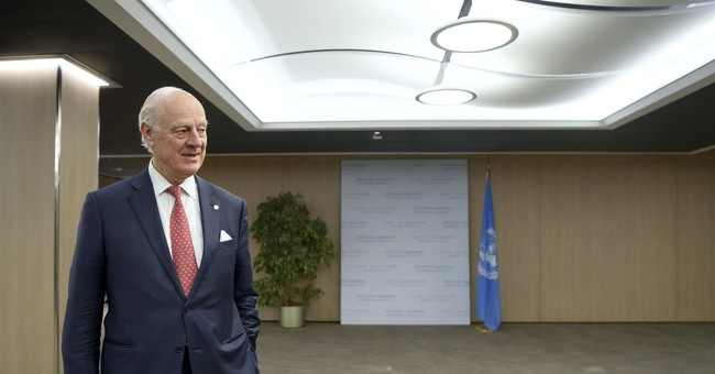 Much has changed in Syria, but UN-led talks still sputter