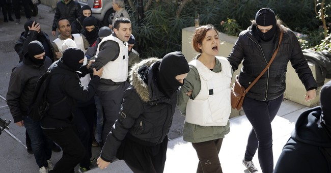 Terrorism charges brought against 9 Turks held in Greece