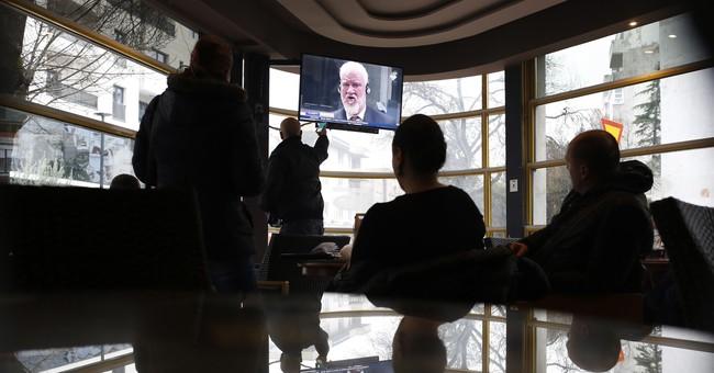 Croat general performs ultimate act at war crimes trial