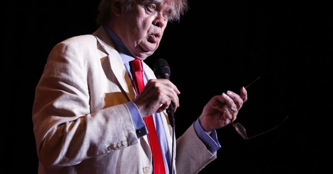The Latest: Keillor: Hasn't seen allegations against him
