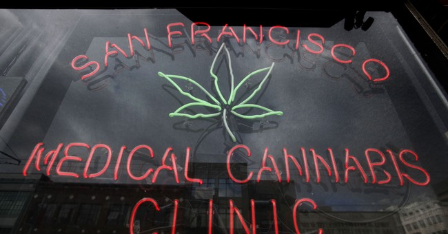 The Latest: San Francisco could have recreational pot Jan. 5