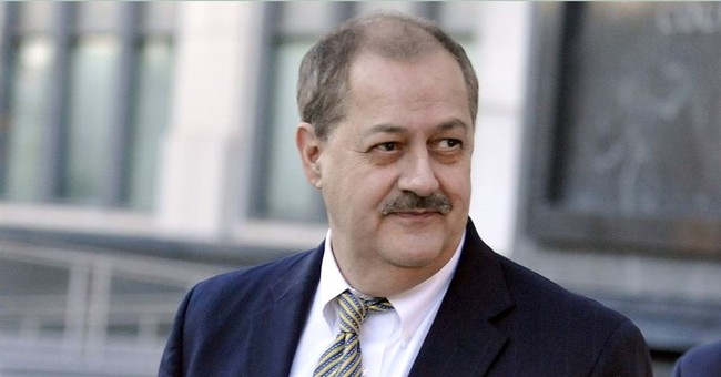 Ex-coal magnate Blankenship seeks West Virginia Senate seat