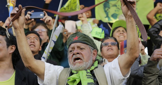 Ecuador president: Term limit needed to restore constitution