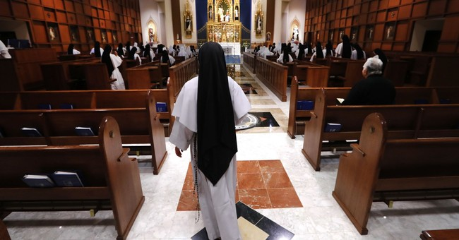 No sister act: Nuns' album tops charts in time for Christmas