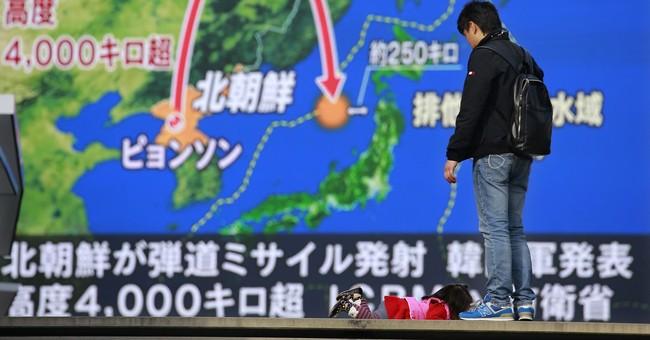 The Latest: Japan says UN must keep pressure on NKorea